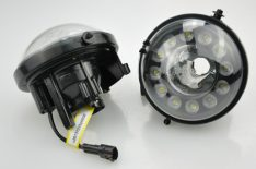 Mini DLR Front Fog Light Kit LED Daytime V-130113