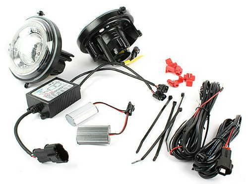 LED-Halo-Daytime-Running-Light-Car-DRL-Fog-Lamp-For-Mini-Cooper-Clubman-Paceman