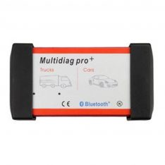 Multidiag Pro Plus 2015.3 Diagnostic Tool OBD2 Car Truck Bluetooth Code Reader Multidiag Pro+